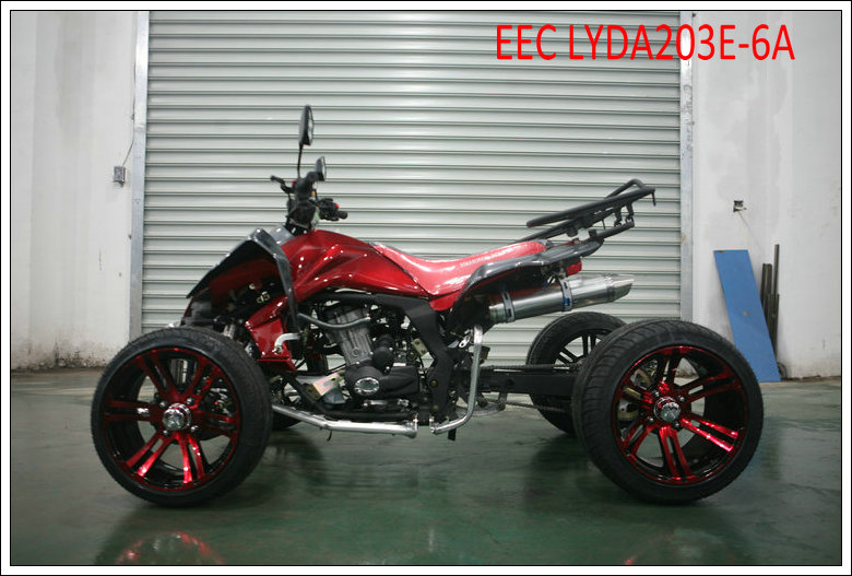 ATV QUAD 250cc on road buggy