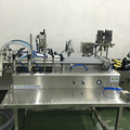 MZH-F 500-5000ml double heads Semi-Automatic filling machine