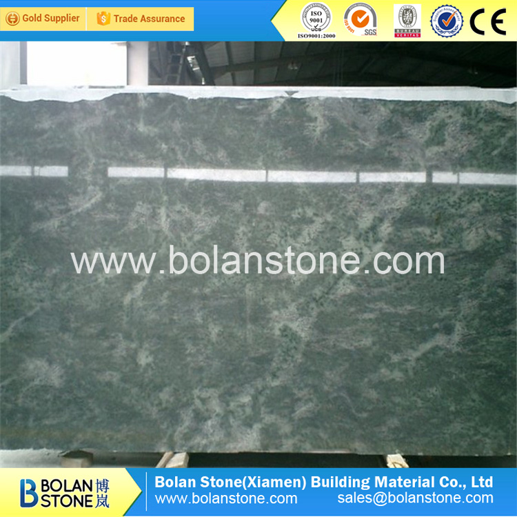 Big polished slabs Tropical Green granite slab tiles slabs 240up x 120up x 2/3cm