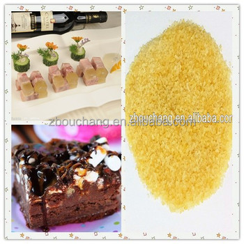how to use vegetarian gelatin
