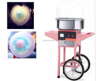 Cotton candy making machine/cotton candy floss machine/cotton candy machine with cover