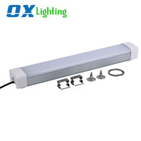 IP66 Anti Corrosion LED Tri Proof Light CE Rohs Certification