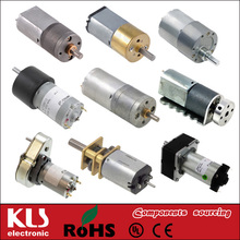 Micro small gear rail with motor UL CE ROHS 215 KLS Brand