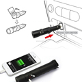 mini size gift korea car charger for cell phone