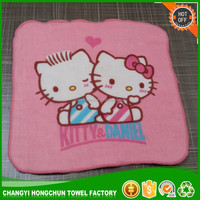 Big towel manufacturers China made animal baby towel with hood