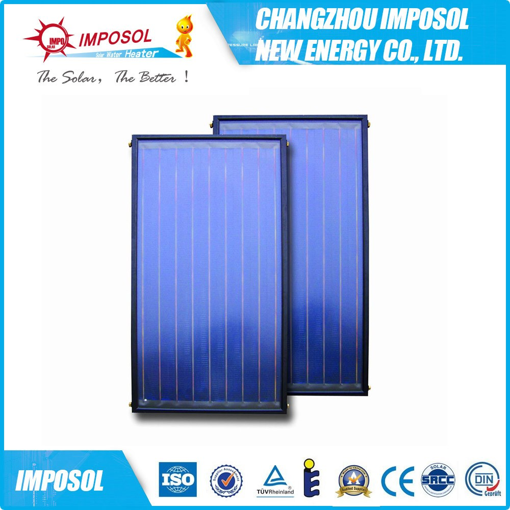 Flat Solar Air Collector
