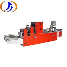 Color Design Choice Printing Automatic Folding and Cutting Paper Napkin Making Machine
