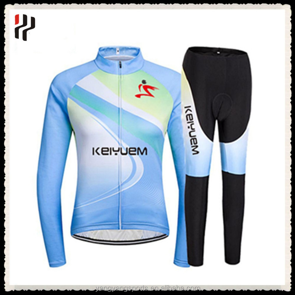 Long Sleeve Cycling Jersey/Ropa De Ciclismo Sets/mtb bike sportswear Bicycle Clothing