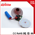 With pcm high discharge rate rechargeable 3.7v 2400mah 18650 li-ion battery