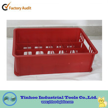 2015 new style high quality plastic folding crate of customized made in china