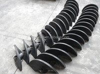 Construction Machinery Parts, Road Paver Machinery Parts, Asphalt Paver Auger Blade
