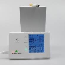 Multi-function Air Quality Tester for PM10 PM2.5 formaldehyde detectoring