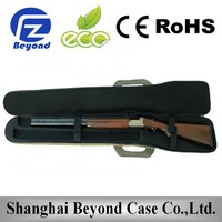Anti-shock hard plastic military gun case