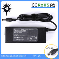 Brand New power supply laptop PA-1750-08 for toshiba 15v 5a 75w