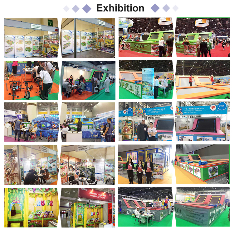 OEM Customized Services naughty castle children indoor playground