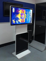 42 inch floor stand digital signage display stands