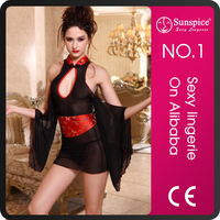 Hot sale and fashionable free size flamenco dress costume sexy
