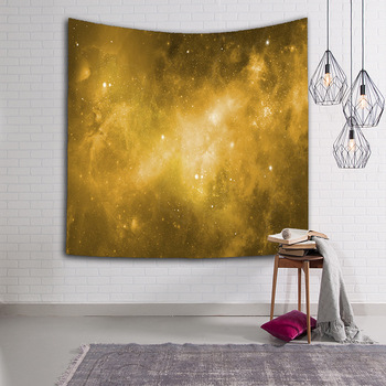 Starry Sky Tapestry Space Tapestry 3D Milky Way Tapestry