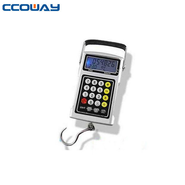 50kg digital luggage scale weighing hook price calculator