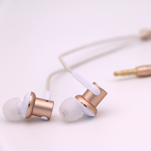 Original Xiaomi Mi Product Stereo Mobile Earphone In Ear Headphones For Mobile Phone
