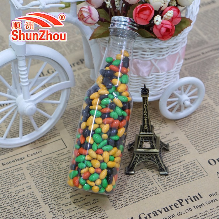 145g beer shape bottle chocolate coated crispy sunflower seeds sweets