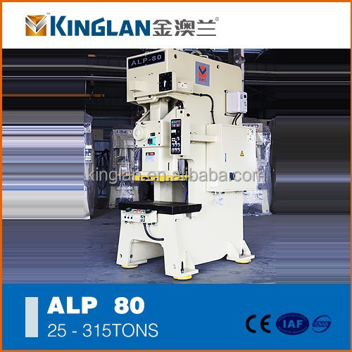 Steel Frame Factory Machine Punch Press
