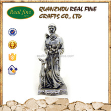electronic plating saint Francisco statue