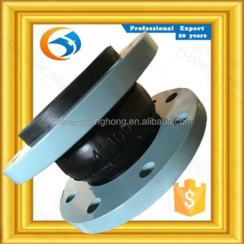SS304 manufacture waste water industry flexible rubber joint