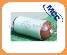 composite cylinders with steel liner (CNG-2) for trucks ISO11439 standard