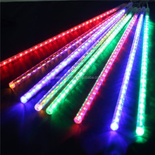 Waterproof super bright updated meteor multicolor led tube lighting