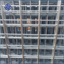 factory price supply rebar welded wire mesh panel