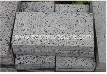 lava bricks with natural quality