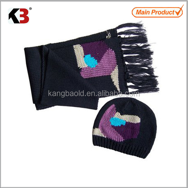 2017 double layer knitted scarf/arabic ladies scarf/slouch style knitted scarf