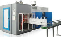 pp,pe,hdpe blow molding machine/all specifications bottles blow molding machine best seller