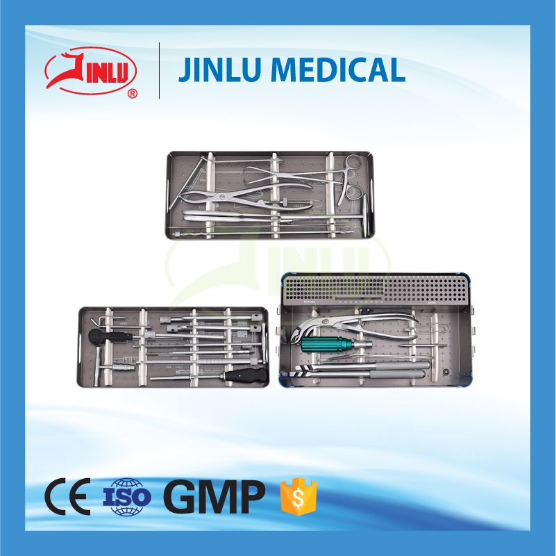 proximal tibial plate Muti-axial Proximal Tibial Lateral Locking plate