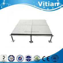 high load calcuim sulphate raised computer floor from Vitian