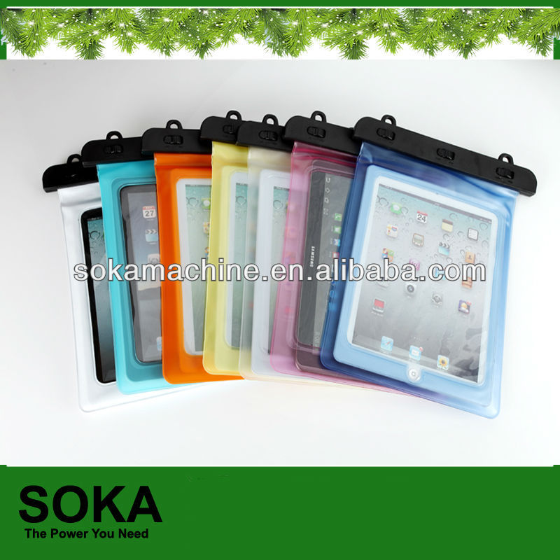 phone accessory pvc packing bags