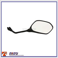 motorcycle left black rear view mirror for ITALIKA 200cc motorcycle