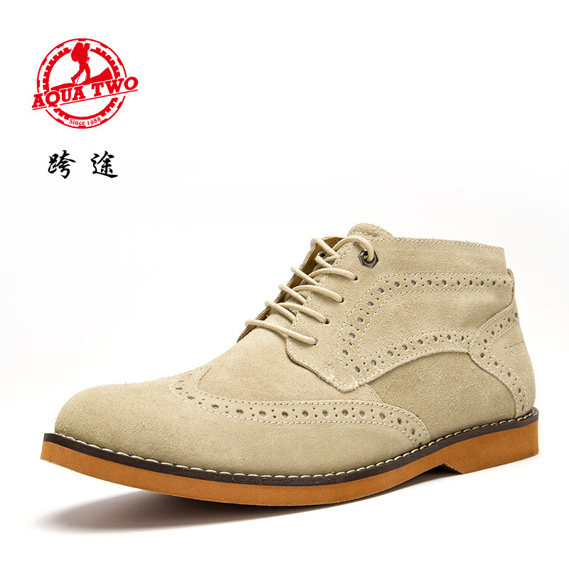 Made in China folding leather shoes men