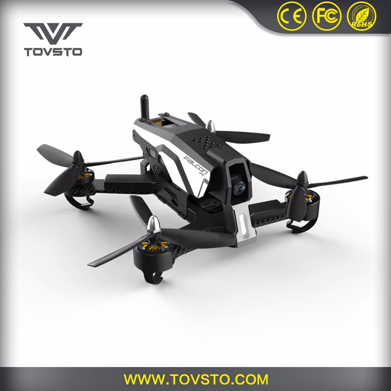 TOVSTO 210 Micro Drone Carbon Fiber Fast Speed RC Brushless Racer with Camera