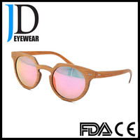 Ultra Thin strong Women Solid Wood and Wooden Sunglasses Wholesale factory price in Shenzhen China
