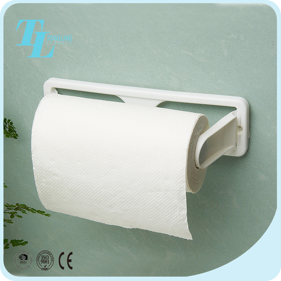 Bathroom napkin holder
