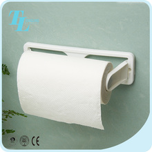 Best price bathroom wall mount plastic toilet paper towel roll holder tissue dispenser