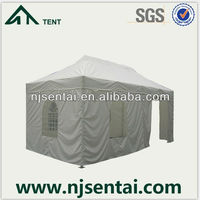 3X6M Pvc Coated Polyester Easy Up