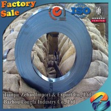Band saw steel strip 304 stainless steel strip high strength and quantity galvanized steel strip