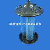 New Products 2016 Factory Price Clear Window Bird Feeder