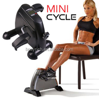 Pedal Exerciser Manual Mini Desk Cycle Exercise Bike
