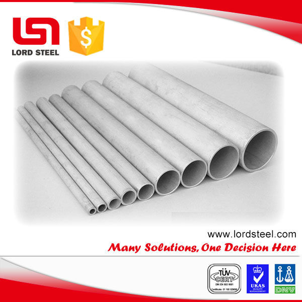 50mm stainless steel tube , schedule 160 stainless steel pipe