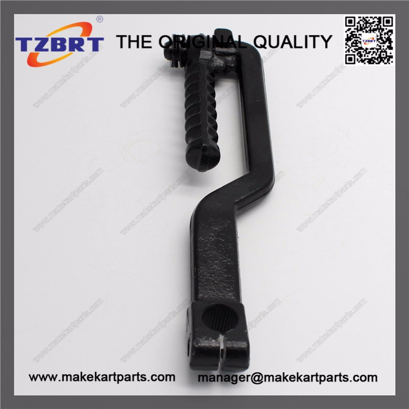 High quality kick start lever gy6 50cc engine parts