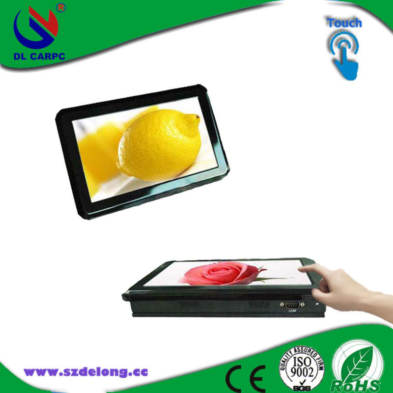 "10.2"" TFT LCD Resistive Touch Screen Industrial PC"